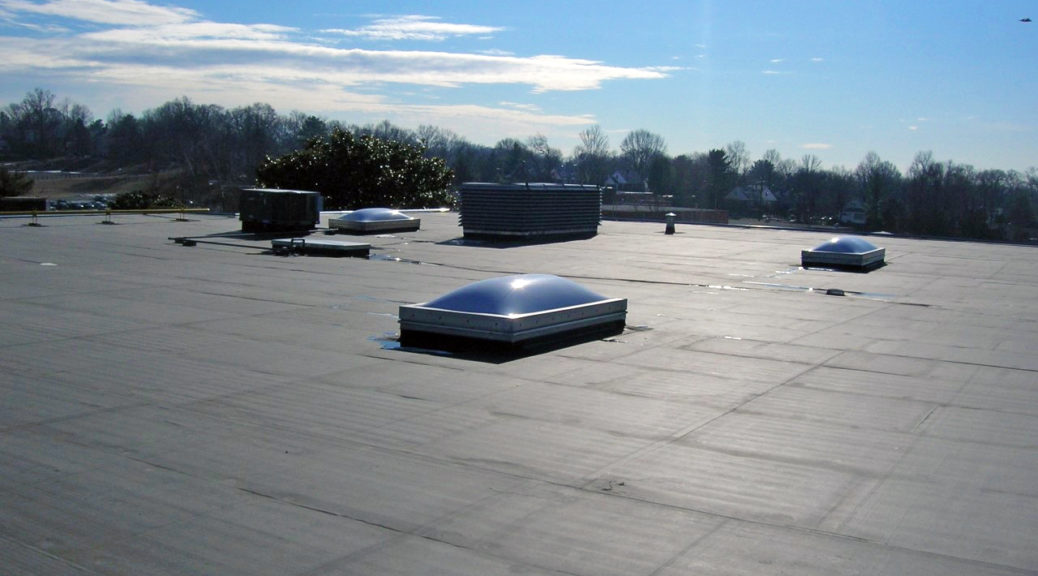 Commercial Roofing Installation | Alabama