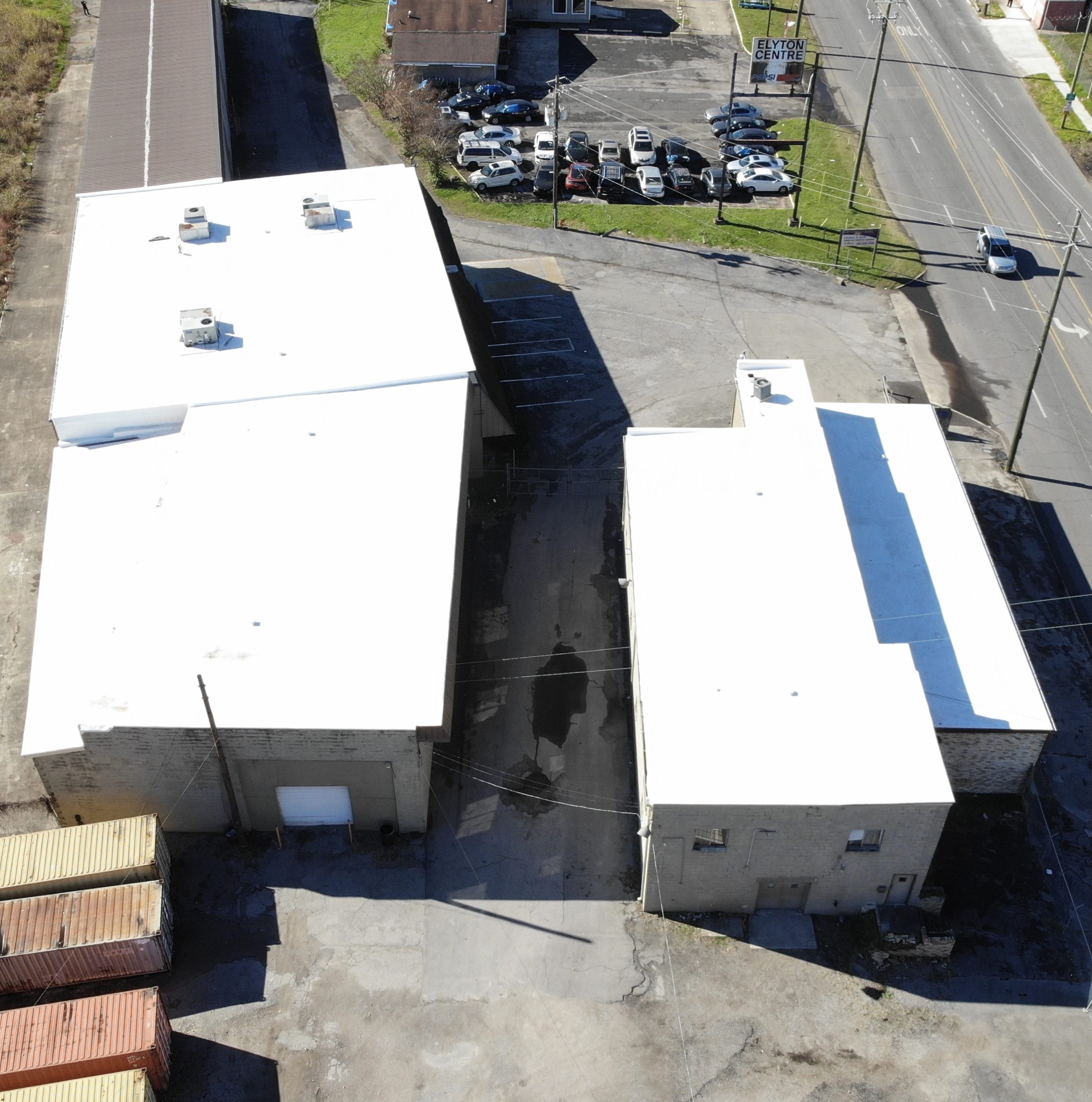 Alabama Cabinet Company | Energy Star TPO Retrofit Over Metal Roof